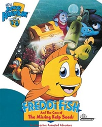 Freddi Fish� and the Case of the Missing Kelp Seeds� - CD