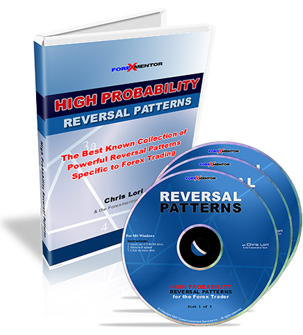 High Probability Reversal Patterns For The Forex Trader - CD