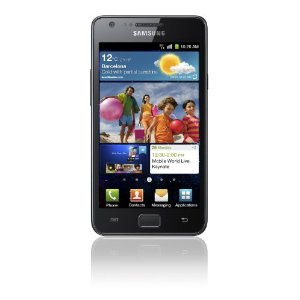 Samsung i9100 Galaxy S II Unlocked GSM Smartphone with 8 MP Cam