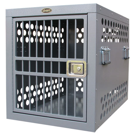 "Zinger Professional 3000 ""Escape Artist"" Aluminum Dog Crate"