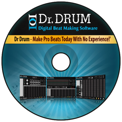 Dr. Drum Beat-Making Software